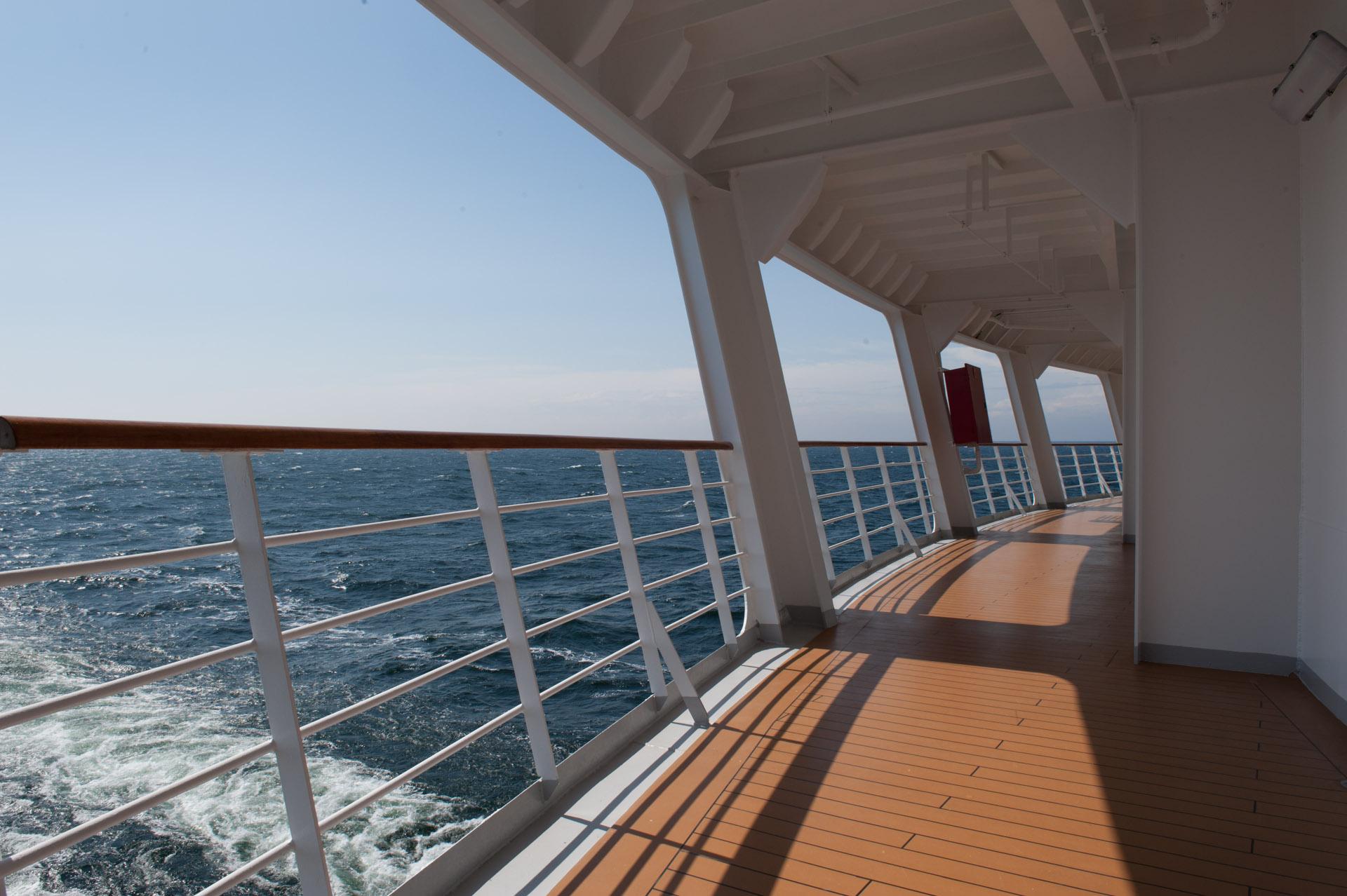 Unterwegs auf der Ostsee