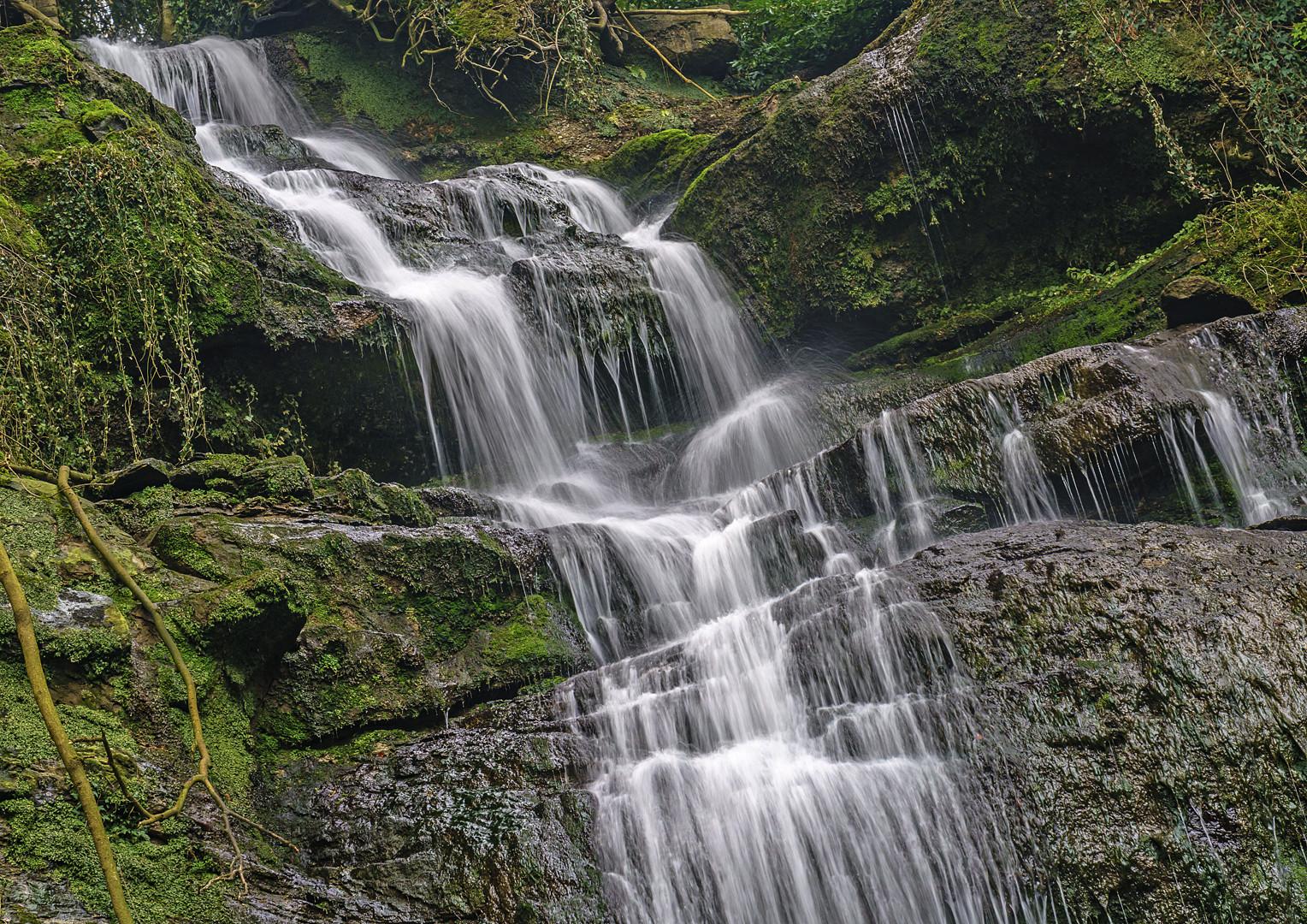 Wasserfall in Wädenswil ZH