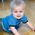 Yannik, unser Enkel
